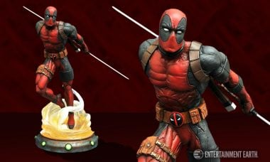 Order Out For Chimichangas Because Deadpool Is Coming Home!