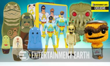 Flesh Out Your Collection with these Must-Have Entertainment Earth Exclusives