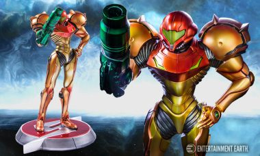 Samus Commands Attention as New 1:4 Scale Statue
