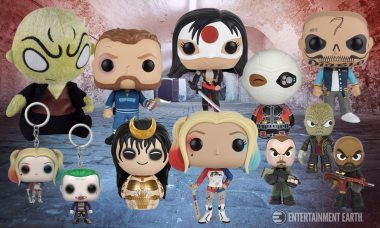 The Suicide Squad Joins the Funko Family
