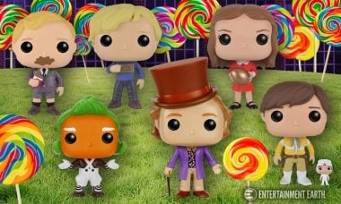 Oompa Loompa Doopity-Do, Pop! Has Some Willy Wonka Figures For You!
