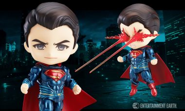 A Pint-Sized Supes Packs a Powerful Punch