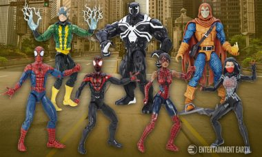 Spider-Man Is Back with Friends in New Marvel Legends Figure Set
