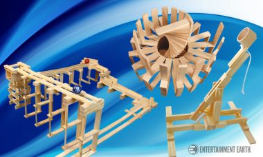 Create and Destroy like Never Before with These Keva Construction Sets