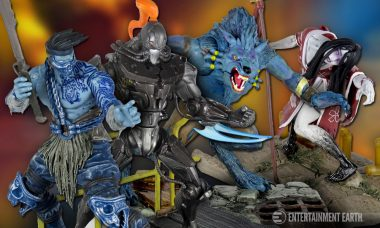 Killer Instinct Action Figures Throw a Mean Punch