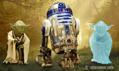 Yoda and R2-D2 Here to Make All of Your Dagobah Dreams Come True
