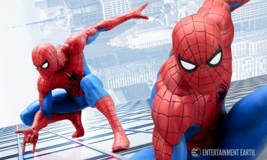 Watch Out! Here Comes the Spider-Man ArtFX+ Statue!