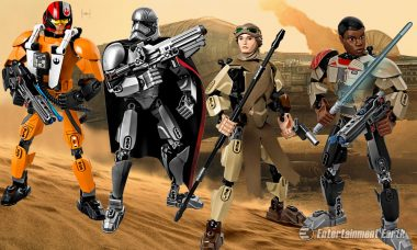 Awaken the Force with these LEGO Star Wars Figures