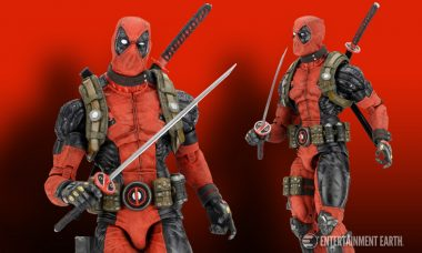 Deadpool Puts the Action Back in Action Figure