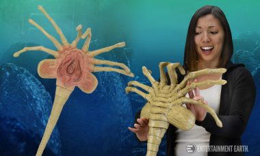 Cuddle Up with This Facehugger Replica