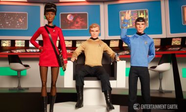 One Icon Honors Another: Barbie Star Trek Dolls Are Amazing