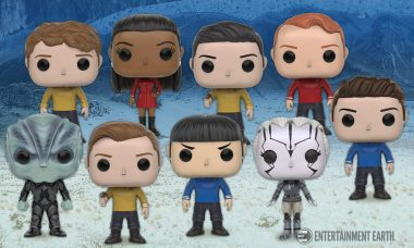 Travel Space and Beyond with These Star Trek Pop! Vinyl Figures