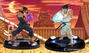 Let Ryu's Hadouken Fireball Light-Up Your World!