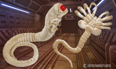 These Xenomorph Plushies Just Want Hugs