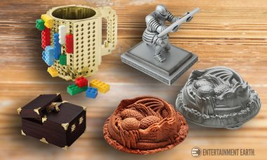 Thinkgeek Provides the New and Unusual for Geeks of All Stripes