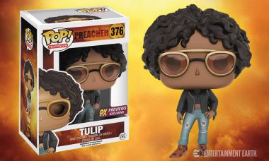 Tulip Arrives to Join Your Preacher Funko Collection