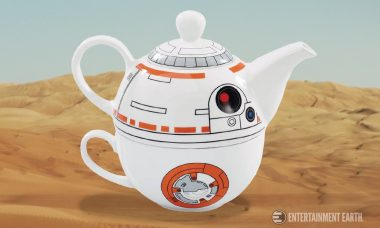 This BB-8 Teapot Is Short and Stout