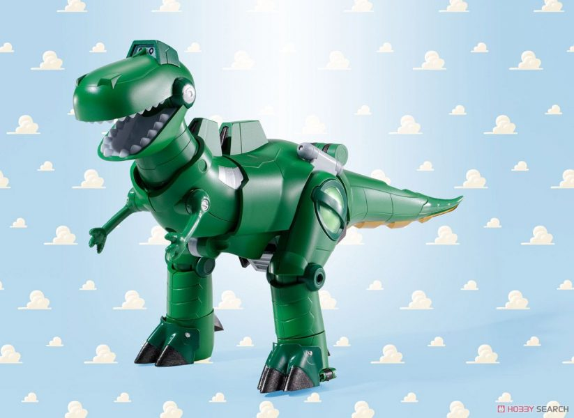 Toy Story Chogokin Action Figure