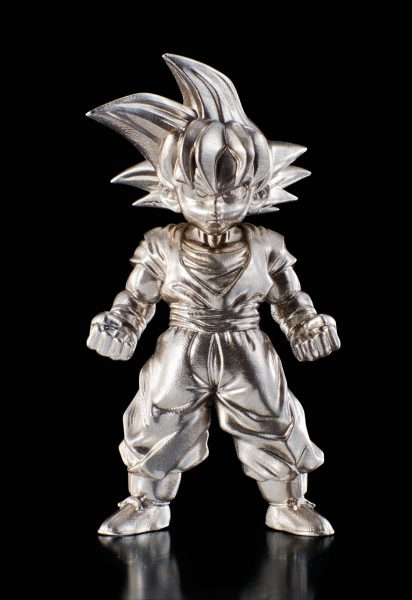 Dragon Ball Z Son Goku Absolute Chogokin Die-Cast Metal Mini-Figure