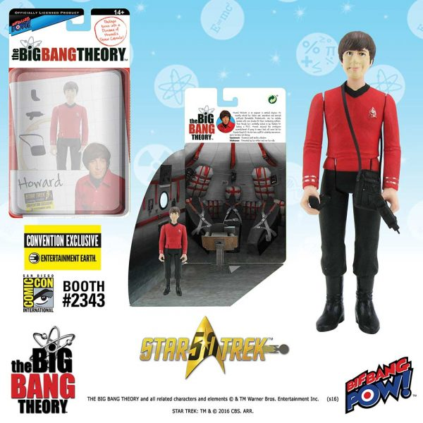The Big Bang Theory Action Figures