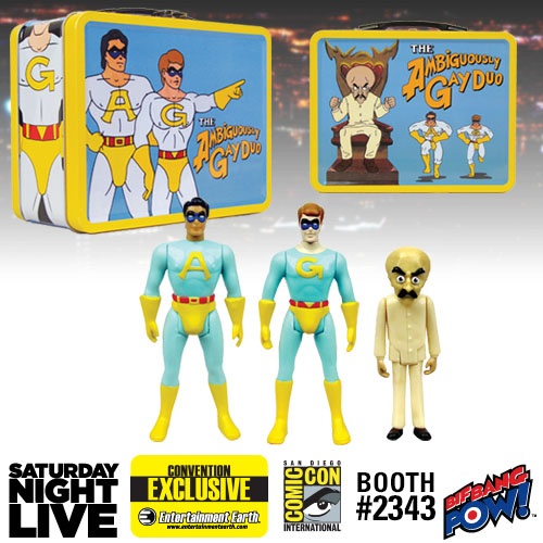 BBP Ambiguously Gay Duo Lunchbox Set