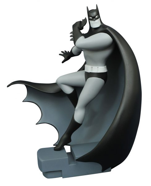Batman: The Animated Series Black and White 9-Inch Statue - SDCC 2016 Exclusive