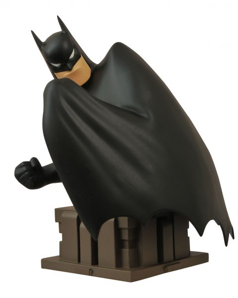 Batman Animated Series Batman Logo Bust - SDCC 2016 Exclusive