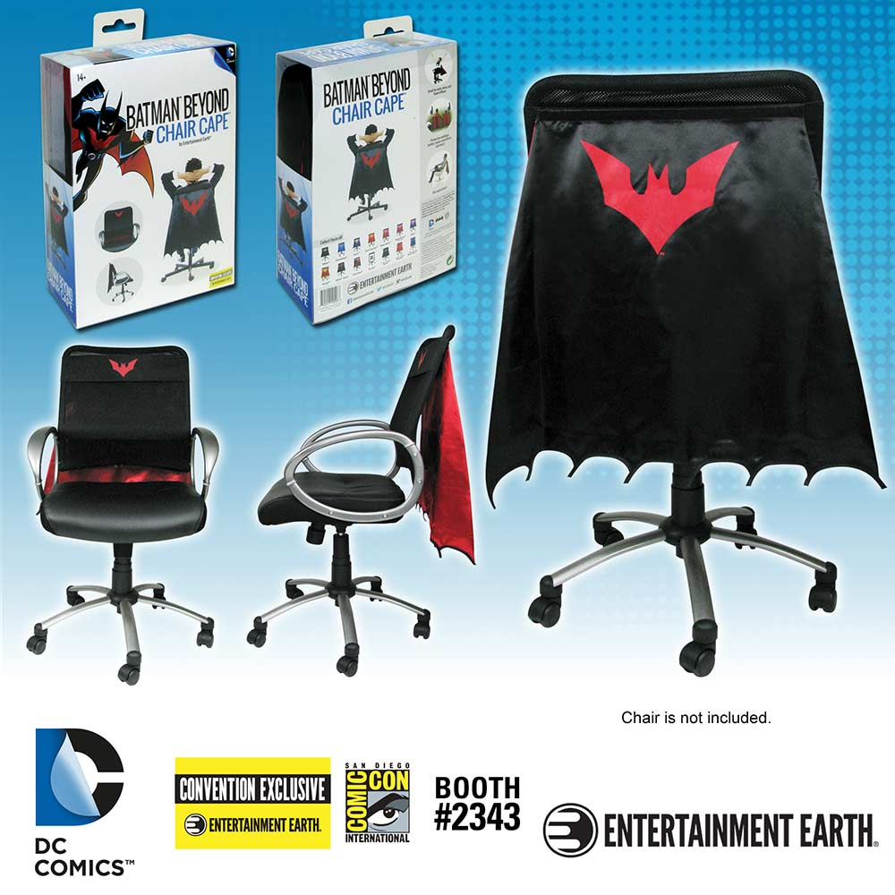 Batman Beyond Chair Cape