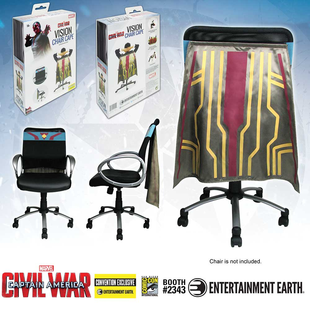 Vision Chair Cape