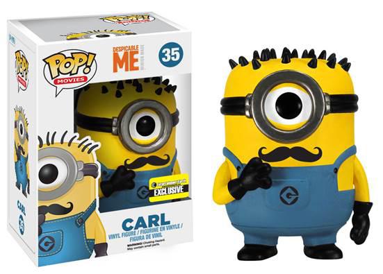 Despicable Me 2 Carl Pop!