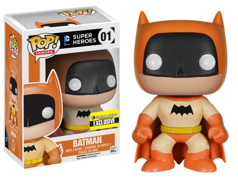 Rainbow Batman - Orange