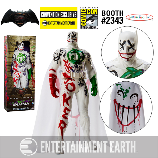 Batman v Superman: The Joker's Wild Batman 19-Inch Big Figs(TM) Action Figure - Convention Exclusive