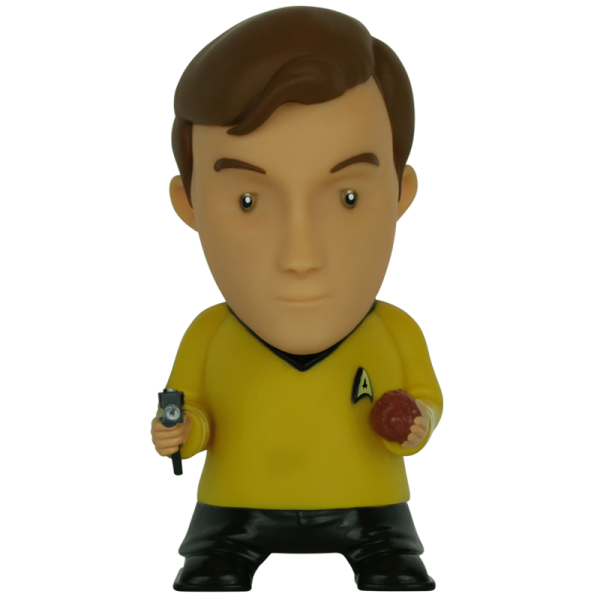 Captain Kirk Star Trek Speaker, Front