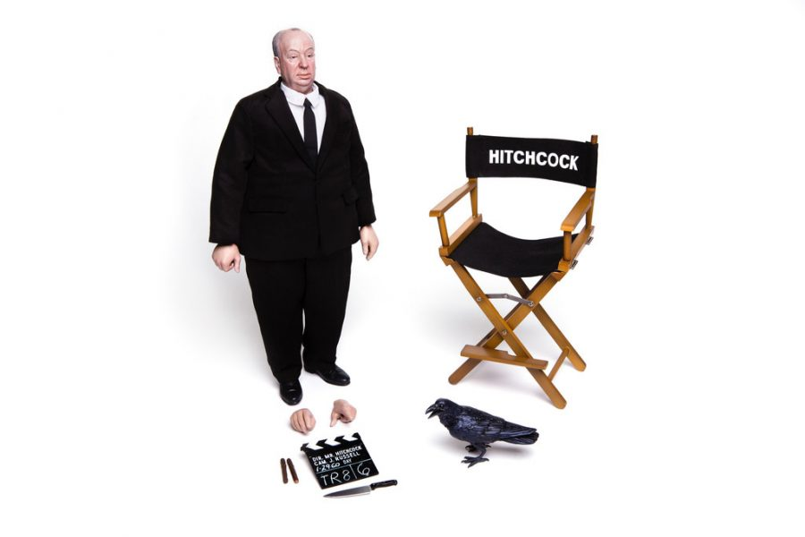 Alfred Hitchcock 1:6 Scale Collectible Action Figure