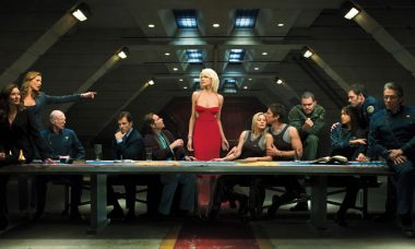 Battlestar Galactica Movie Gets Writer and Possible Hunger Games Director