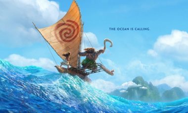 Check Out the First Gorgeous and Adventurous Teaser Trailer for Disney's Moana