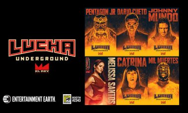 Lucha Underground Superstars Scheduled to Make Special Guest Appearances during San Diego Comic-Con 2016