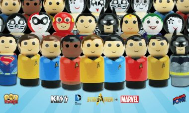 First Bif Bang Pow! Pin Mate™ Figures Arrive at Entertainment Earth