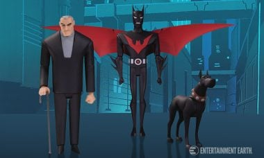 Revisit Neo-Gotham with the Batman Beyond Action Figure 3-Pack!