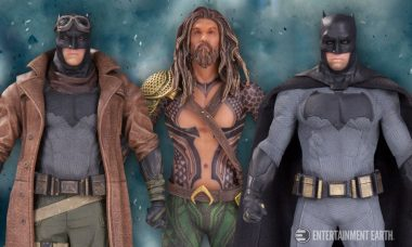 Justice Is Served with These Batman v Superman Action Figures