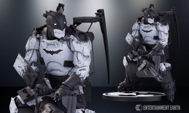 Batman as You've Never Seen Him Before – Kim Jung Gi Style!