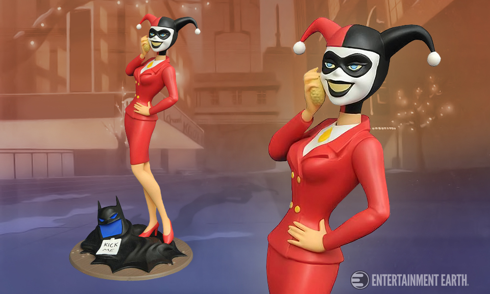 Diamond Select Harley Quinn Gallery Statue