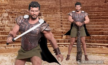 Hercules Replica Action Figure Astounds Collectors