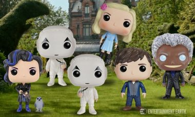 There's Something Peculiar About These Pop! Vinyl Figures