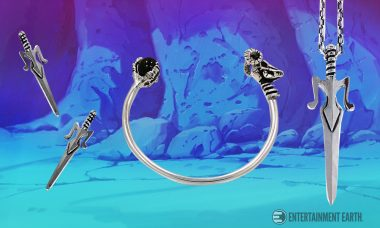 This MOTU Jewelry Lets You Wear Your Love for Eternia