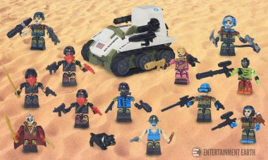 Get Two Types of Nostalgic with G.I. Joe Construction Commandos