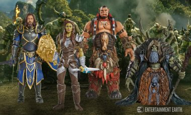 Claim Your Resources and Wage War with 6-Inch Warcraft Action Figures!