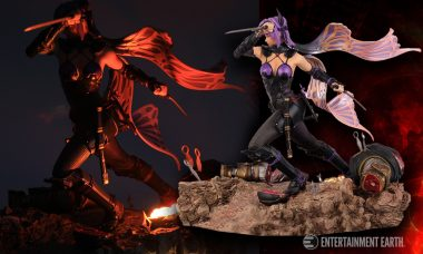 Prepare for Battle with Ninja Gaiden 3 Statue