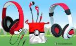 Pokemon Headphones/Earbuds