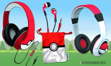 You're Gonna Hear The Very Best With These Pokémon Headphones!